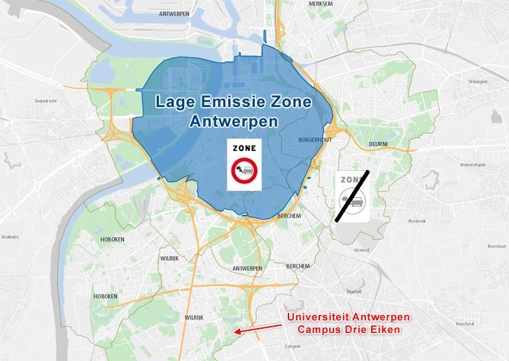 Interuniversitaire Samenwerking Tandheelkunde Antwerpen